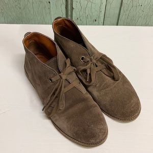 Lucky Brand Emillia Suede Boots